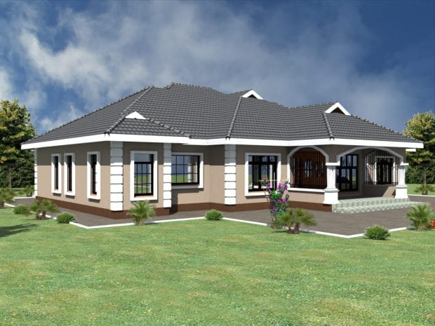 4 Bedroom design 1256 B 5