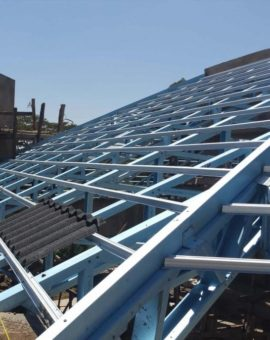 Steel Structures Kenya; Why Steel is a Good Trussing Alternative