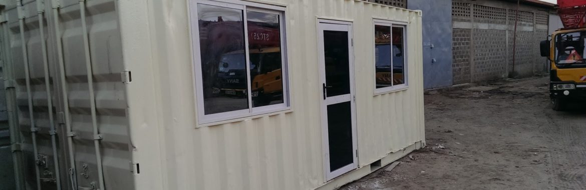 How to build a Container House