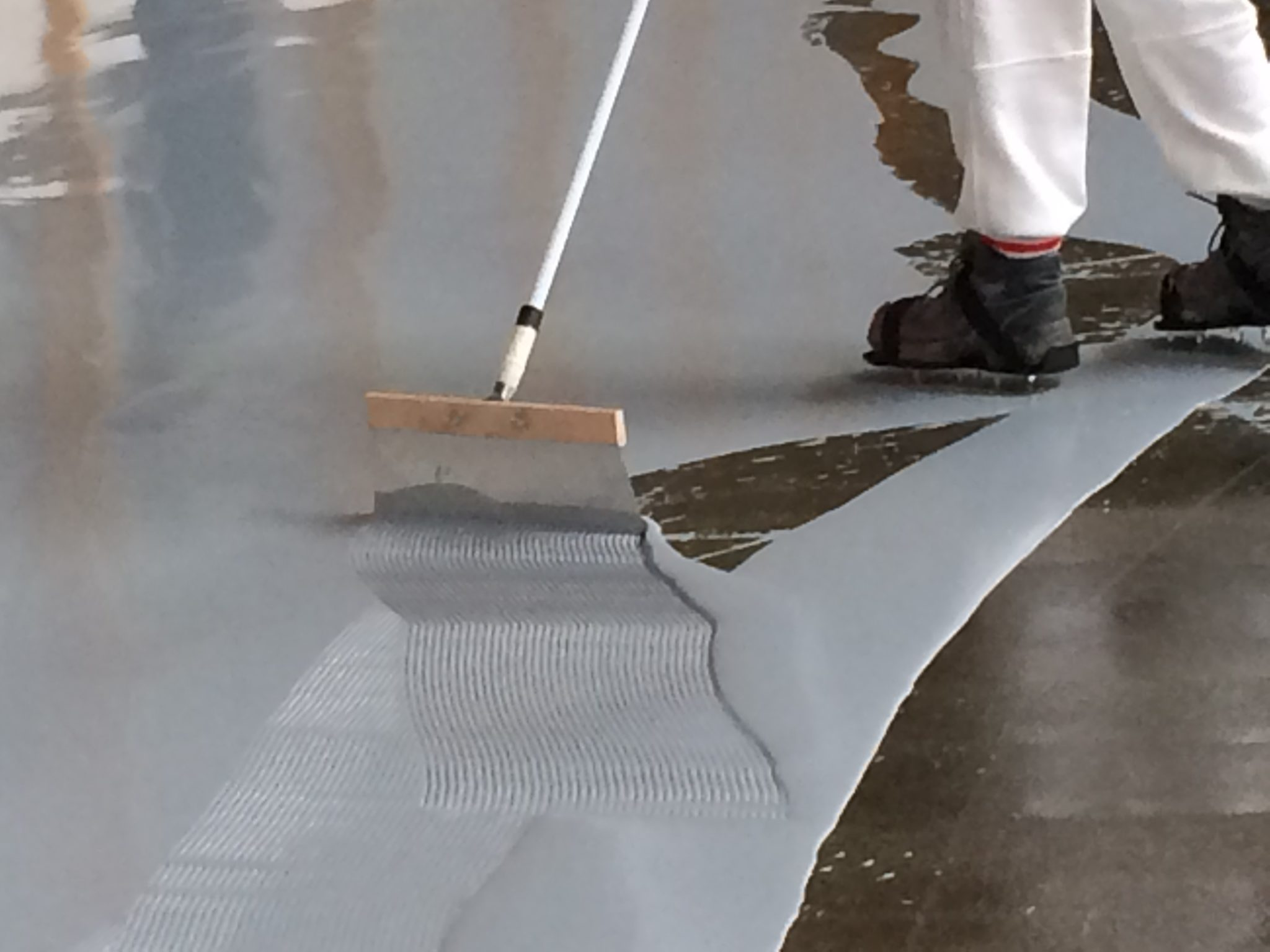 How to apply Epoxy Flooring