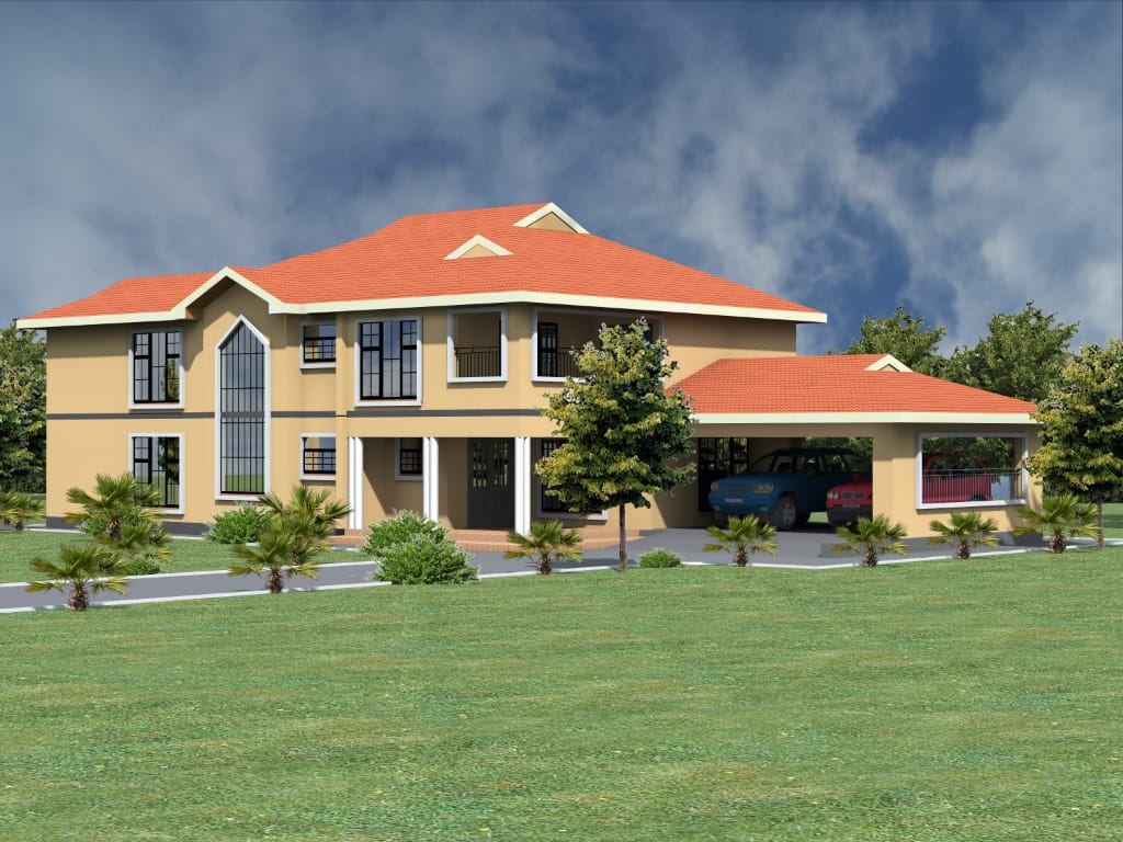 Latest House Design Plans in Kenya Check More Here