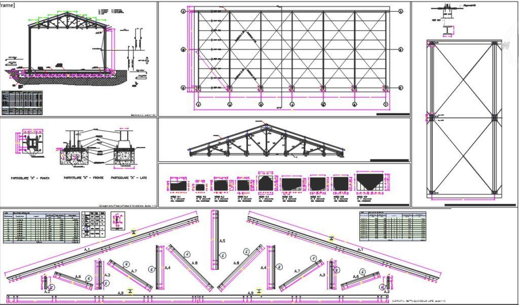 steel structures kenya