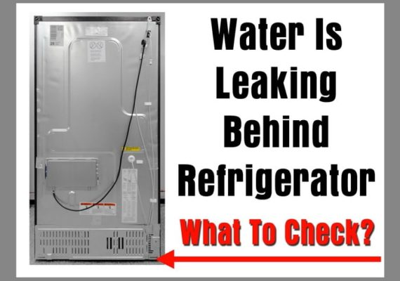 Fridge leaking water inside?