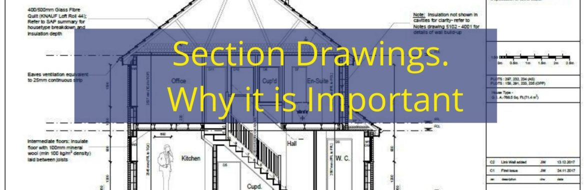 Section Drawings : Why it is important