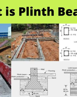 Plinth Beam: Meaning and Purpose of Plinth Beam
