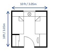 Standard Size for Bedrooms