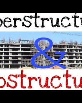 Substructure and Superstructure: Definition & Differences