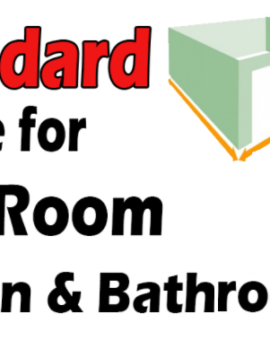 Standard Room Sizes: Important Measurements for Your New Home