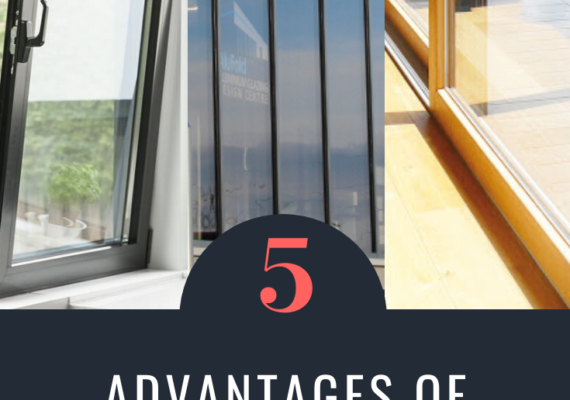 Aluminium Windows and Doors: Top 5 Advantages of Aluminium