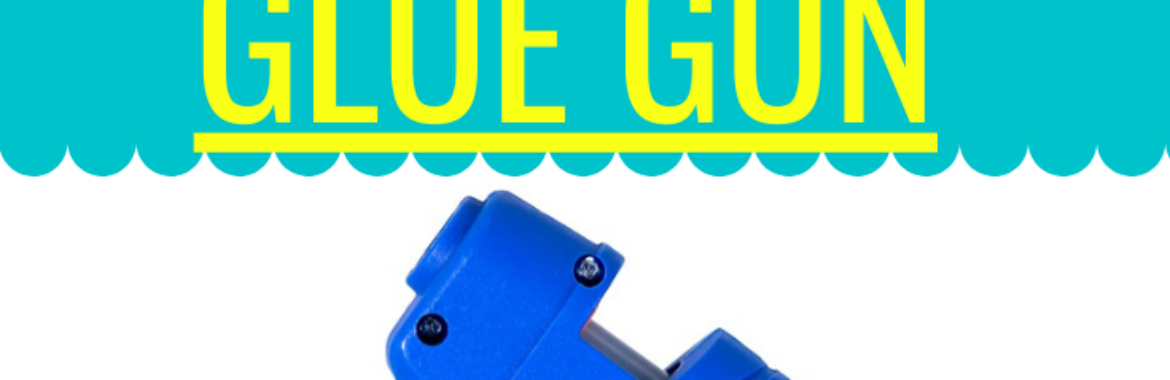 How to use Glue Gun; 4 Simple Steps on How to use Glue Gun.